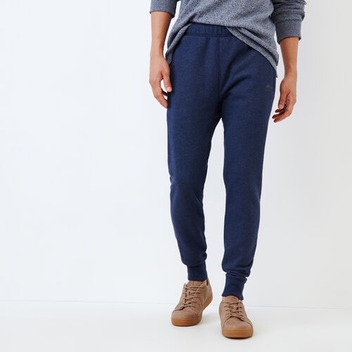 Roots-Men Our Favourite New Arrivals-Junction Slim Sweatpant-Navy Blazer Mix-A