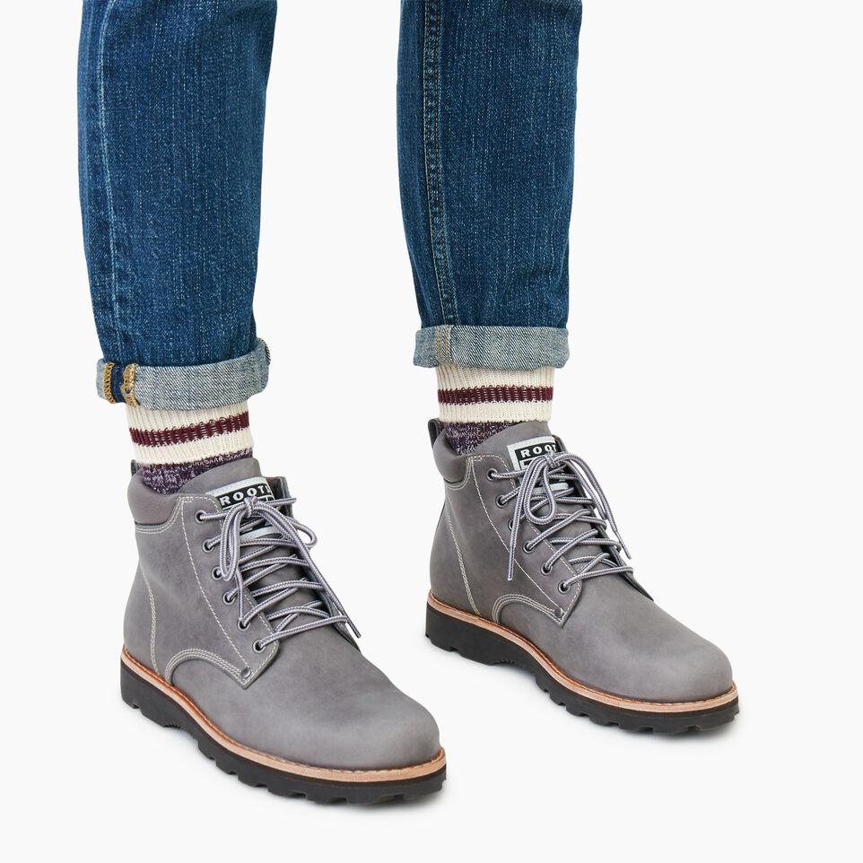 Roots-Women Clothing-Womens Tuff Boot-Dolphin-B