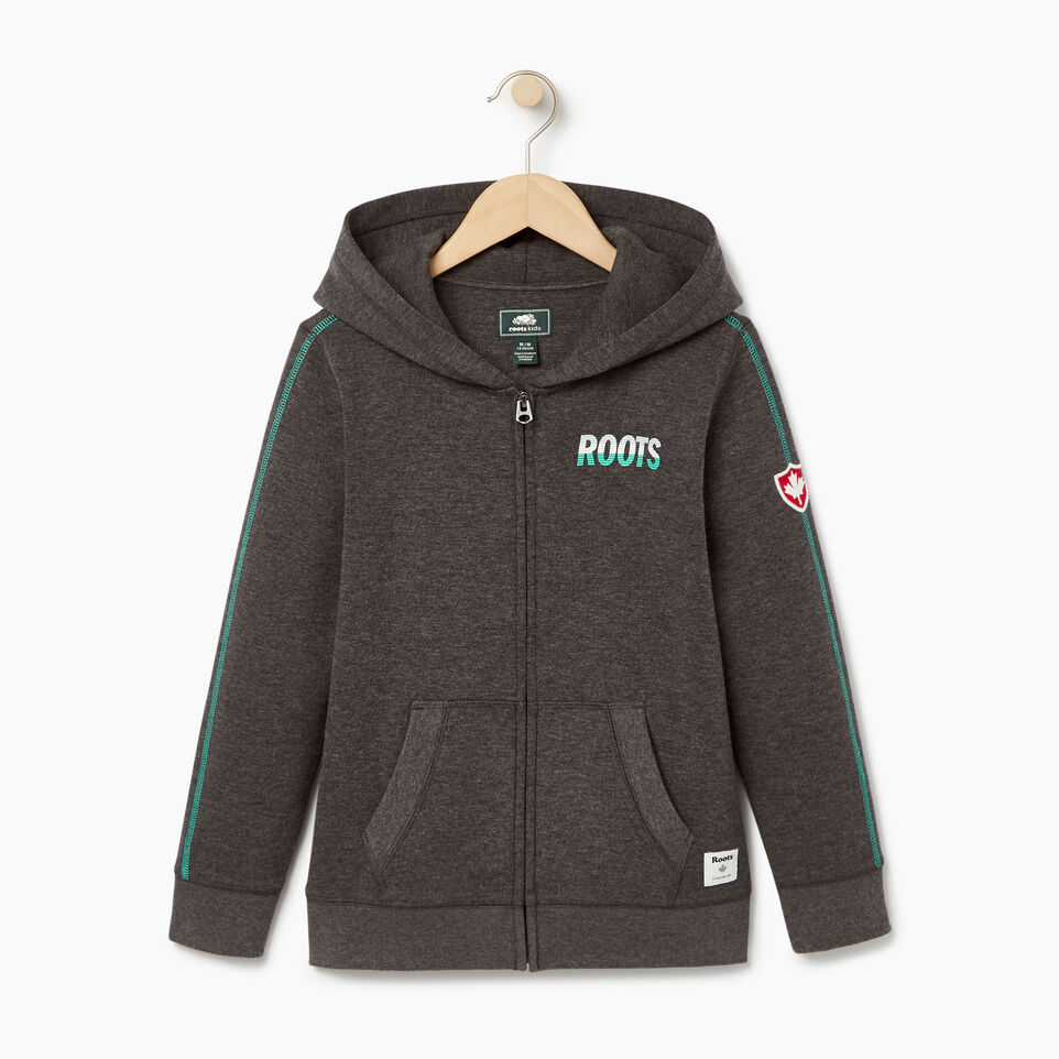 Roots-undefined-Boys Roots Speedy Full Zip Hoody-undefined-A