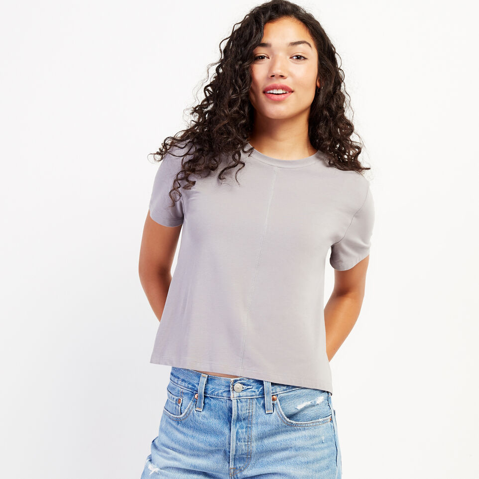 Roots-undefined-Journey Tie Up T-shirt-undefined-A