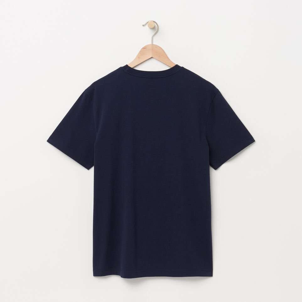 Roots-undefined-T-shirt Found The Spot pour hommes-undefined-B