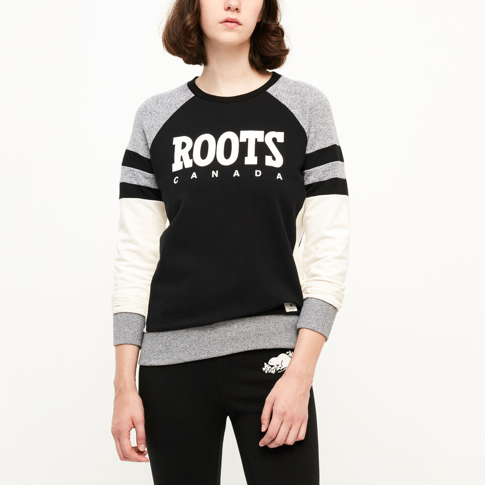 Roots-undefined-Roots Retro Cozy Fleece Sweatshirt-undefined-A