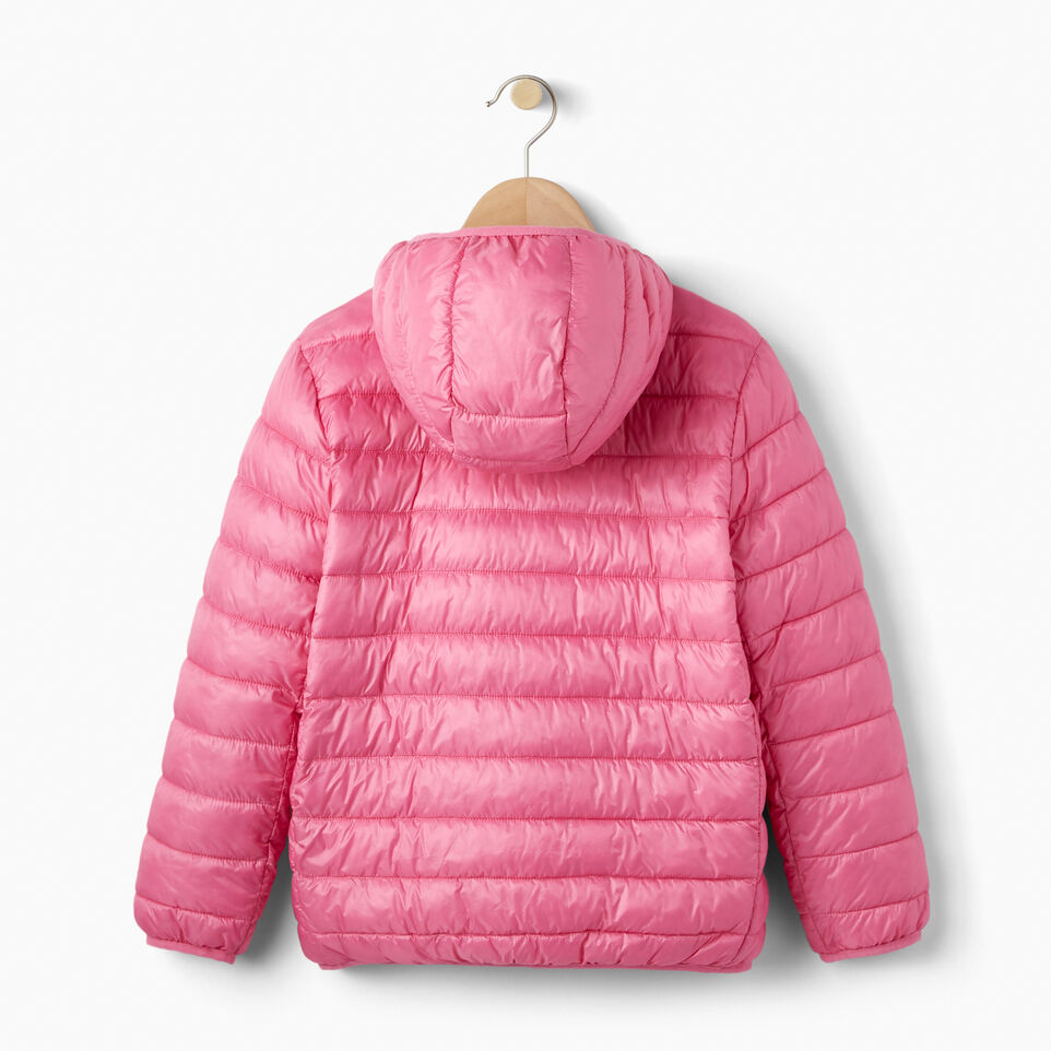 Roots-undefined-Girls Roots Puffer Jacket-undefined-B