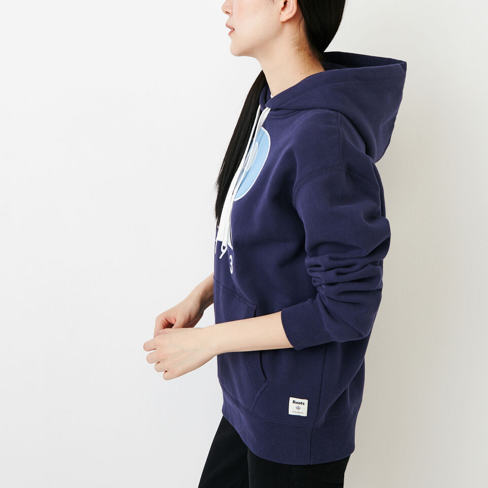 Roots-Women Our Favourite New Arrivals-United Hoody-Eclipse-C