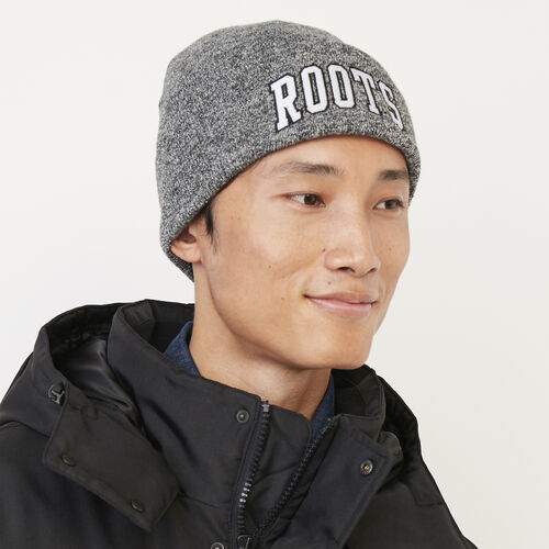 Roots-Men Our Favourite New Arrivals-Nova Scotia Toque-Salt & Pepper-A