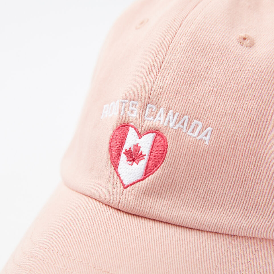 Roots-undefined-Toddler Canadian Heart Baseball Cap-undefined-D