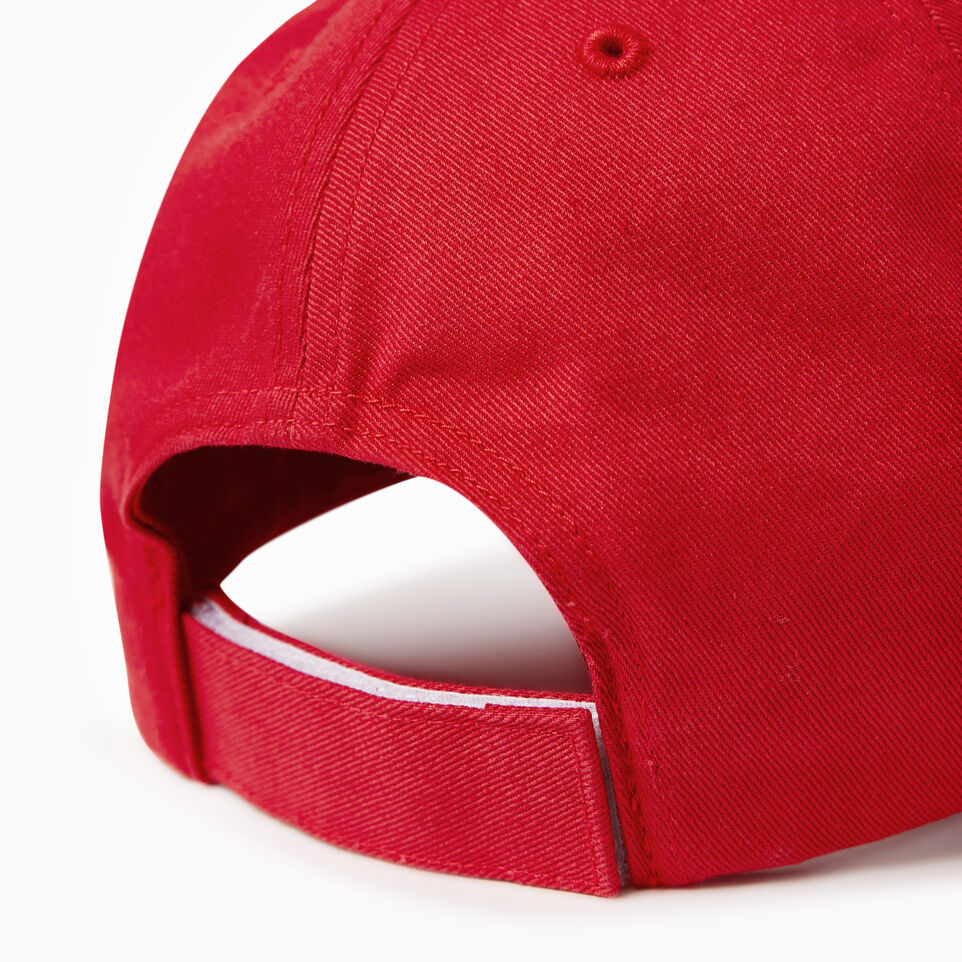 Roots-Men Our Favourite New Arrivals-Canada Baseball Cap-Red-E