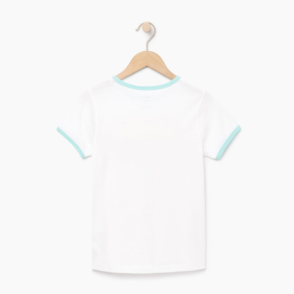 Roots-undefined-Girls Heart Ringer T-shirt-undefined-B