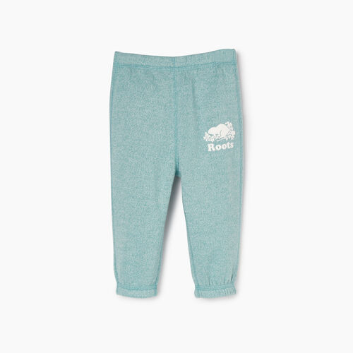 Roots-Kids Our Favourite New Arrivals-Baby Original Roots Sweatpant-Mineral Blue Pepper-A