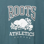 Roots-New For March Rba Collection-Mens RBA T-shirt-North Atlantic-C