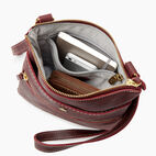 Roots-Women Clothing-Rosedale Crossbody-Crimson-D