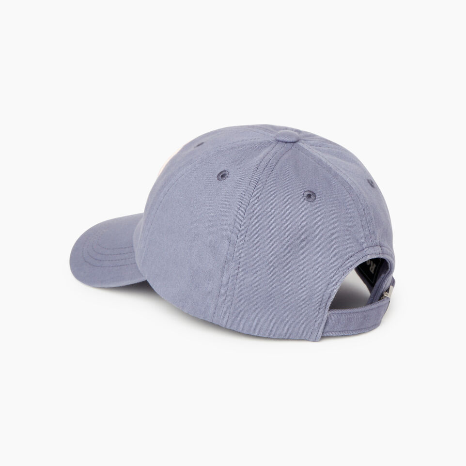 Roots-New For March Rba Collection-Heritage RBA Baseball Cap-Purple-C