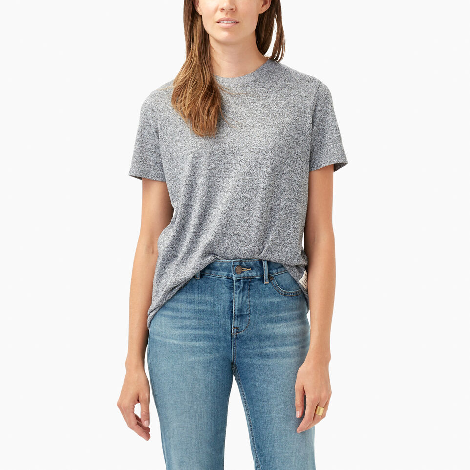 Roots-undefined-Perfect Peppered T-shirt-undefined-A