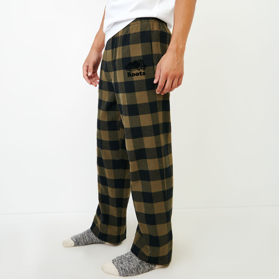 Roots-Men Our Favourite New Arrivals-Inglenook Lounge Pant-Fatigue-C