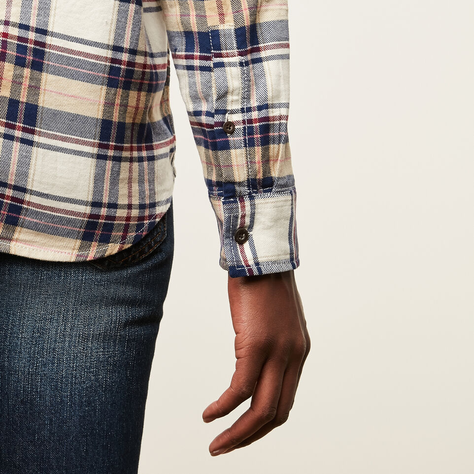 Roots-undefined-Varley Plaid Shirt-undefined-E