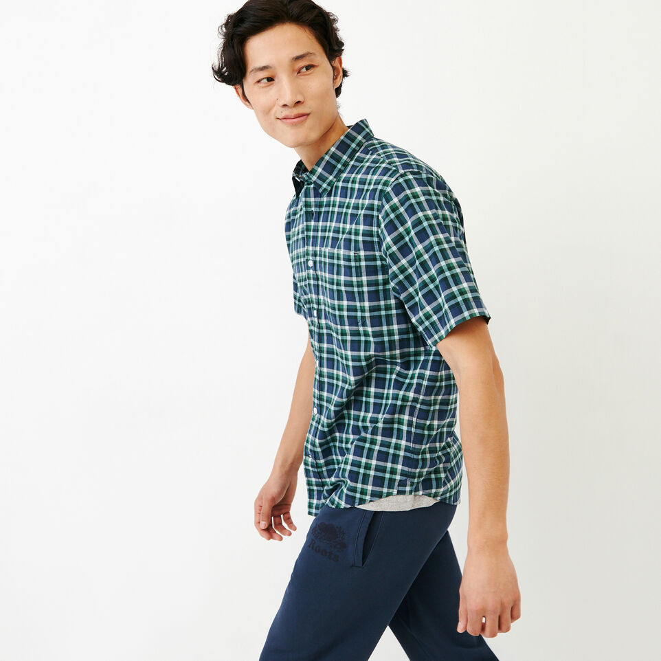 Roots-undefined-Templeton Plaid Shirt-undefined-C