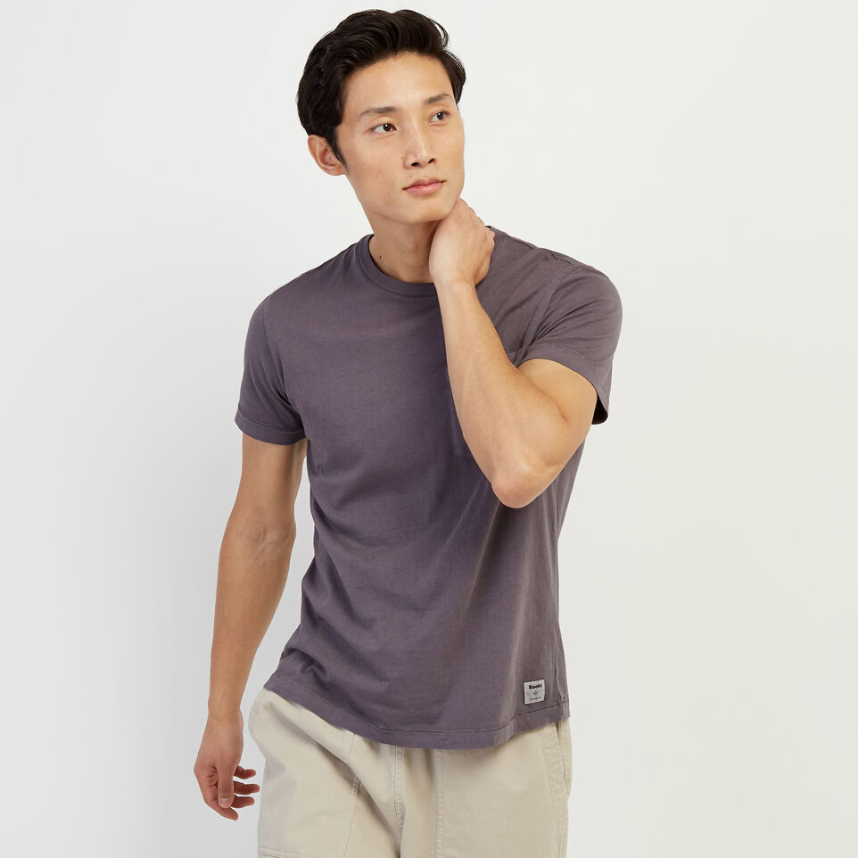 Roots-undefined-Essential Pocket T-shirt-undefined-A