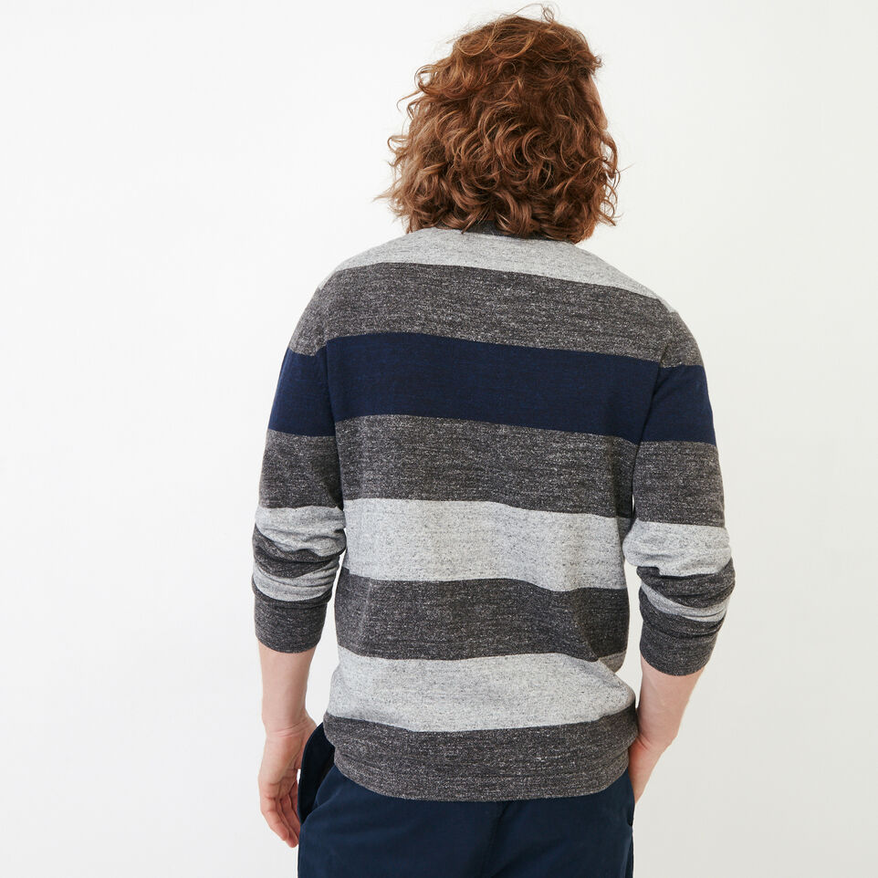 Roots-undefined-Shall Lake Stripe Crew Sweater-undefined-D