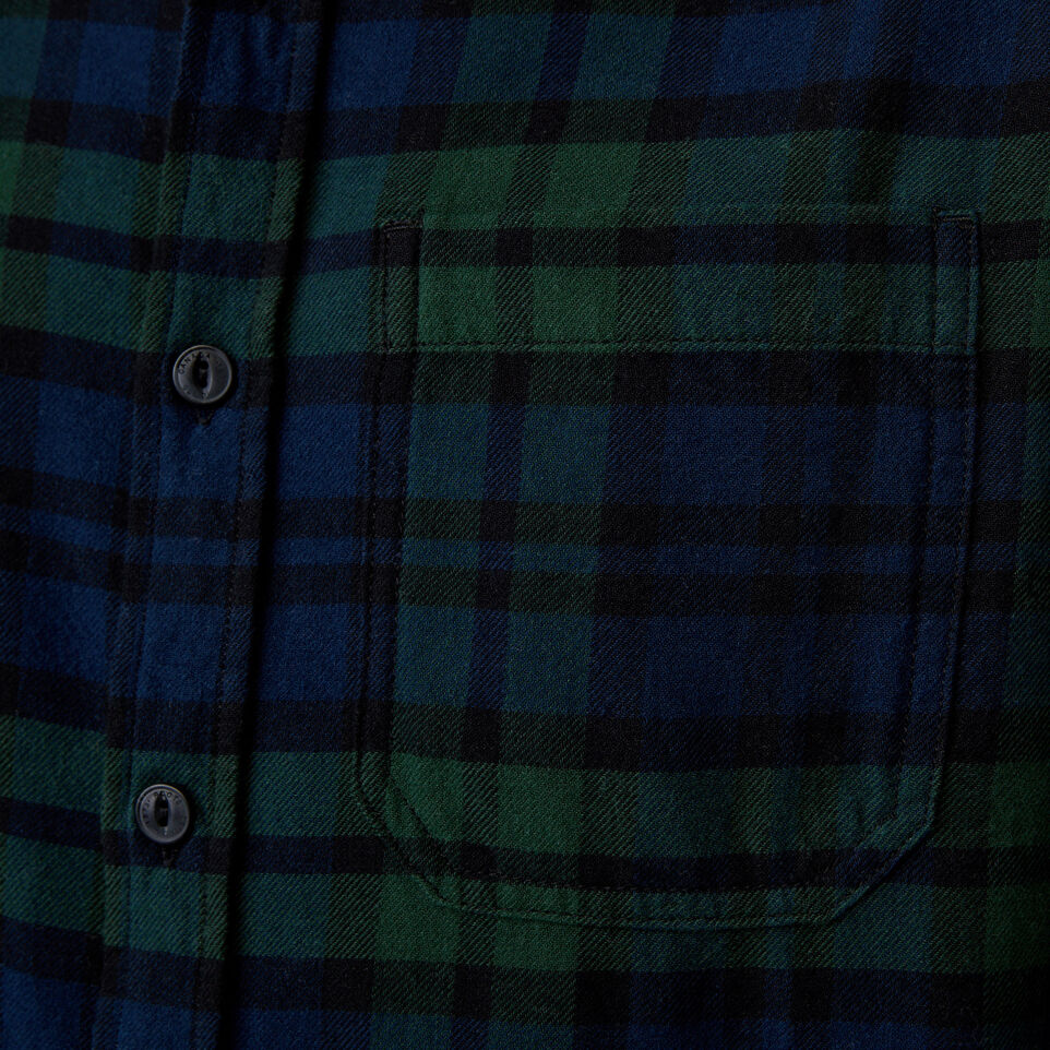 Roots-undefined-Burnaby Flannel Shirt-undefined-E