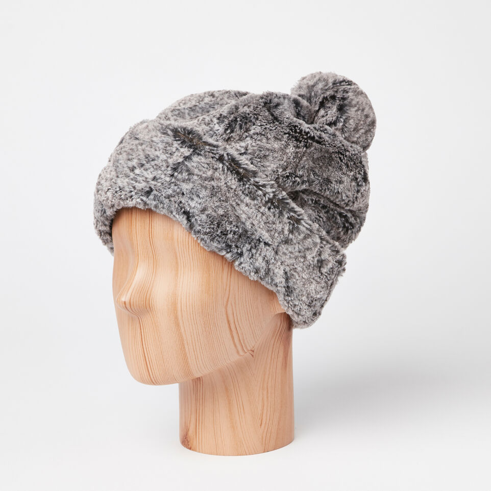 Roots-undefined-Anastasia Faux Fur Toque-undefined-B