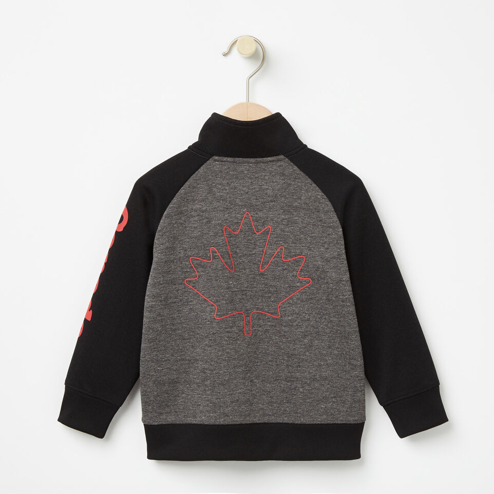 Roots-undefined-Toddler Slater Mock Full Zip Sweatshirt-undefined-B