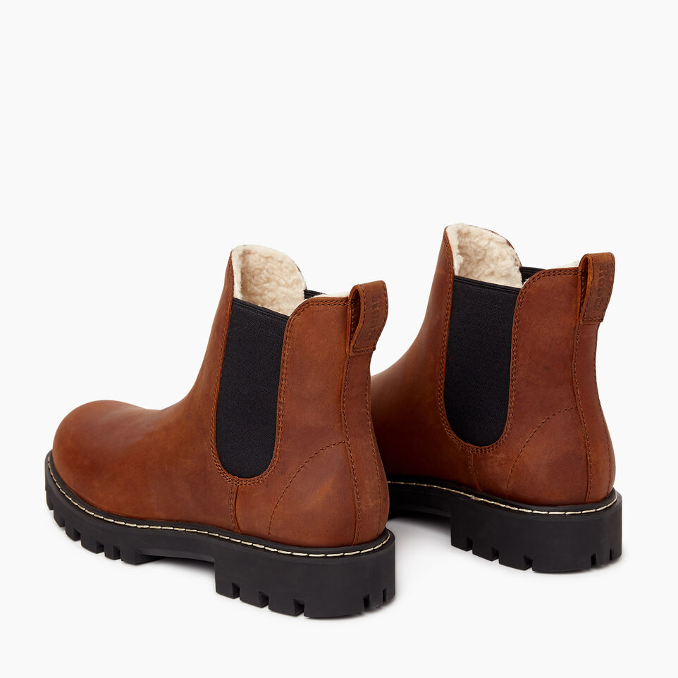 Roots-Footwear Our Favourite New Arrivals-Mens Tobermory Chelsea Boot-Natural-E