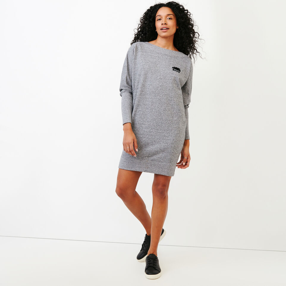 Roots-undefined-Roots Salt and Pepper Dress-undefined-A
