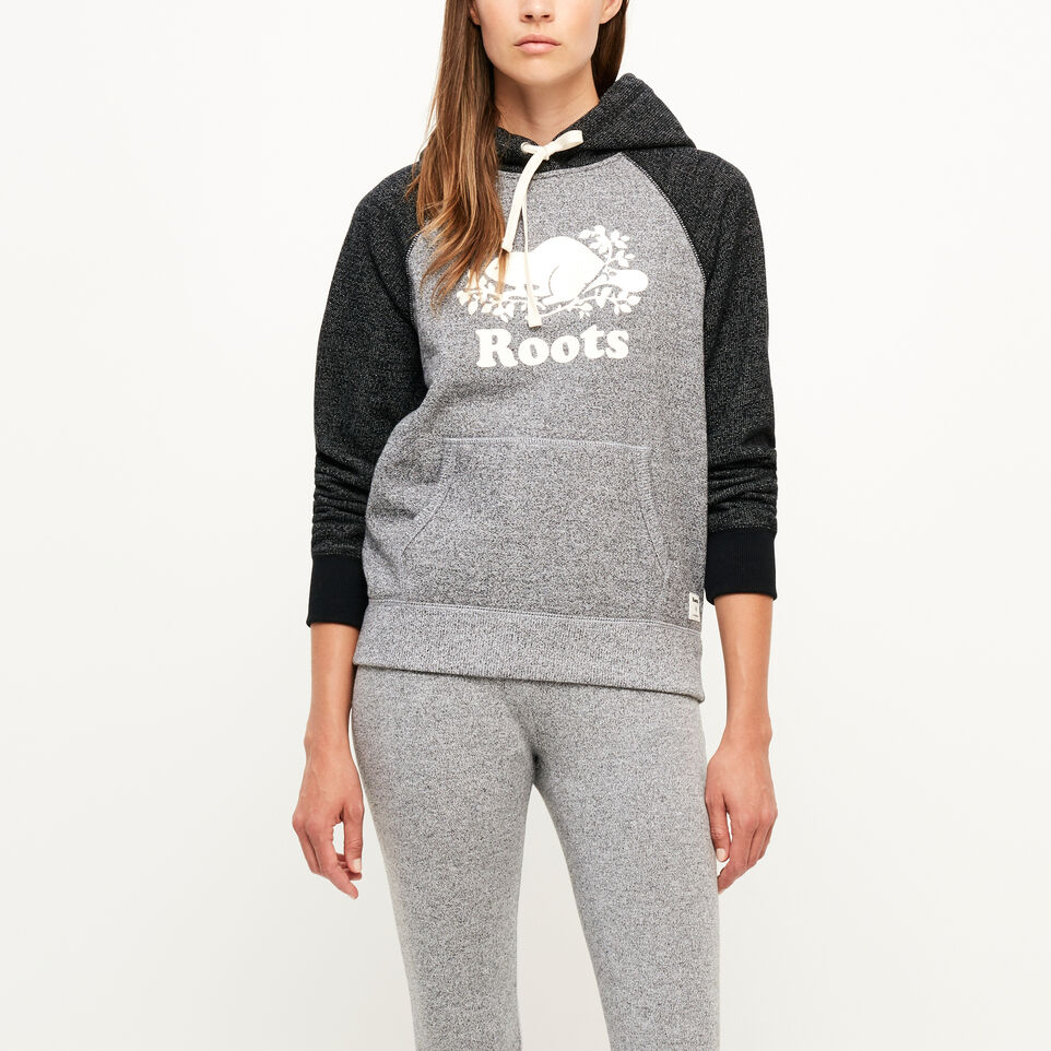 Roots-Colour-blocked Kanga Hoody