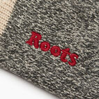 Roots-Women General Store-Roots Cabin Stocking-Grey Oat Mix-C