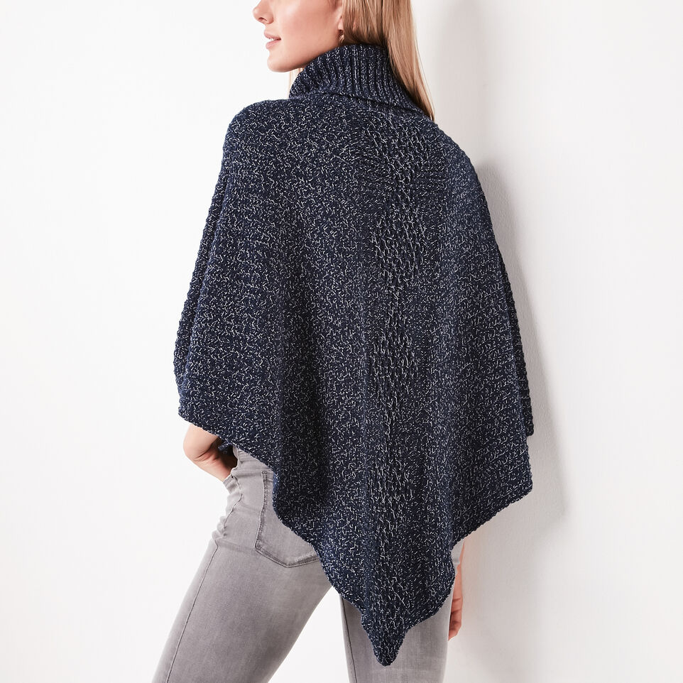 Roots-undefined-Polar Fox Poncho-undefined-D