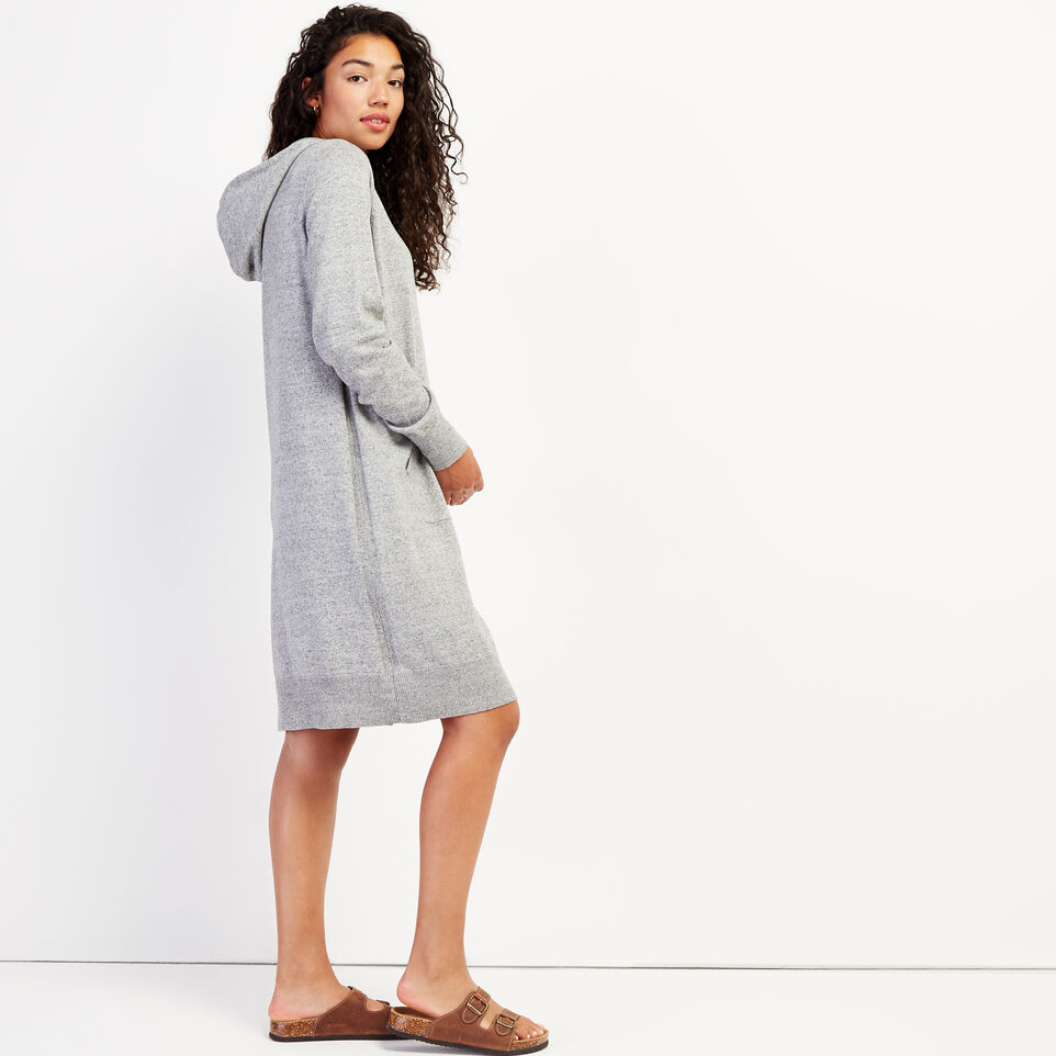 Roots-undefined-Hooded Sweater Dress-undefined-C
