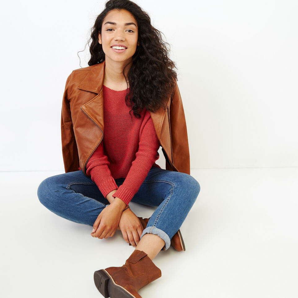 Roots-Women Our Favourite New Arrivals-Hillsview Pullover Sweater-Baked Apple-B