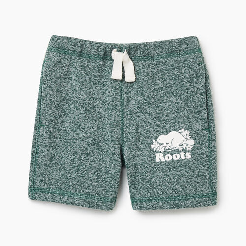 Roots-Kids Toddler Boys-Toddler Original Short-Hunter Green Pepper-A