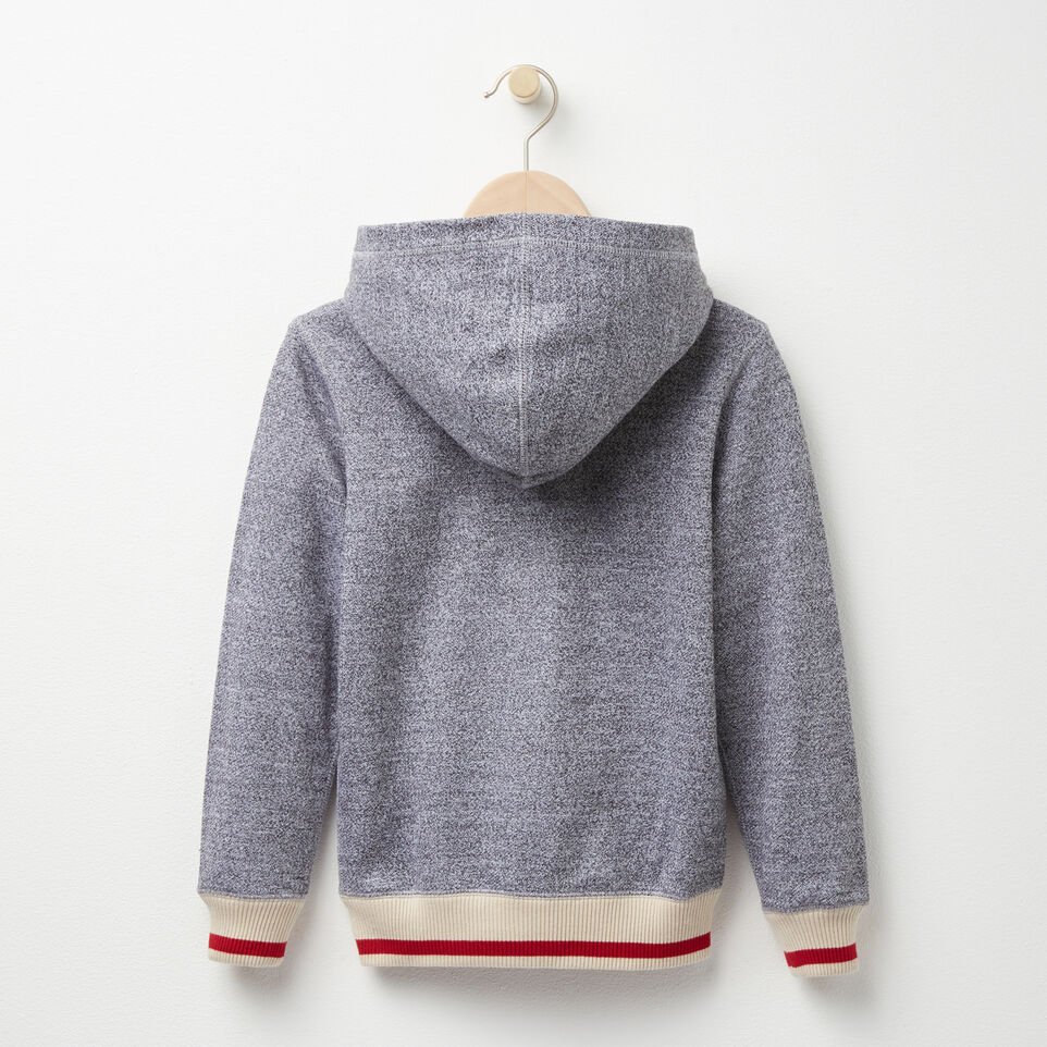 Roots-undefined-Boys Roots Cabin Full Zip Hoody-undefined-B