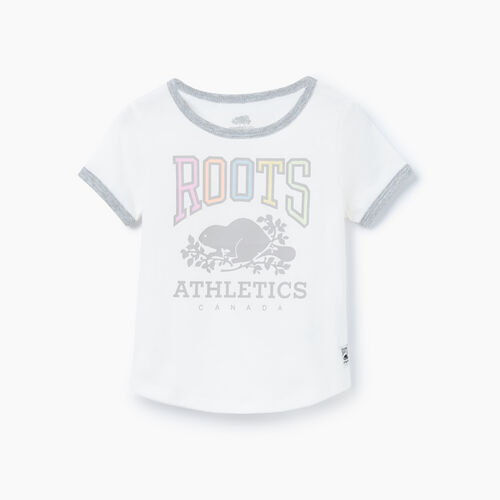 Roots-Kids Our Favourite New Arrivals-Toddler RBA Ringer T-shirt-Egret-A