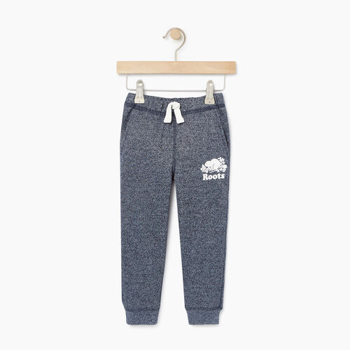 Roots-Kids Our Favourite New Arrivals-Toddler Park Slim Sweatpant-Navy Blazer Pepper-A