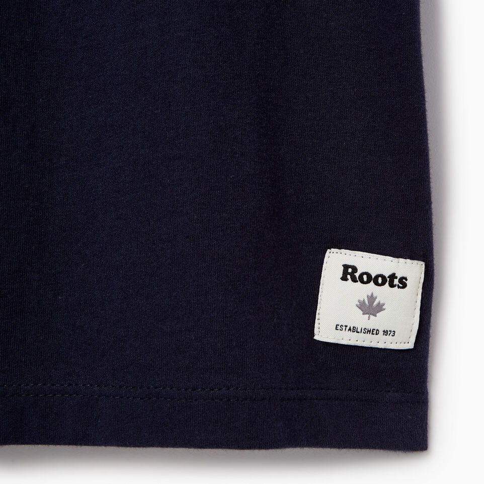 Roots-Kids Our Favourite New Arrivals-Boys Glow In The Dark T-shirt-Navy Blazer-D
