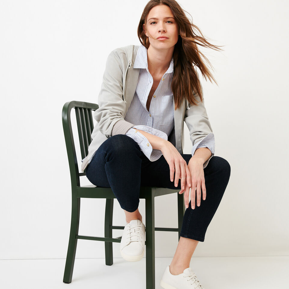 Roots-undefined-Relaxed Striped Shirt-undefined-B