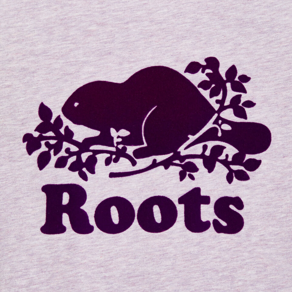 Roots-Kids Our Favourite New Arrivals-Girls Cooper Baseball Long T-shirt-Pickled Beet-C
