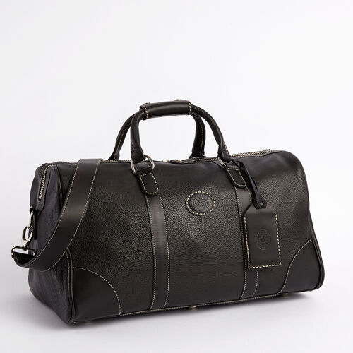 Roots-Women Weekender Bags-Small Banff Bag Prince-Black-A