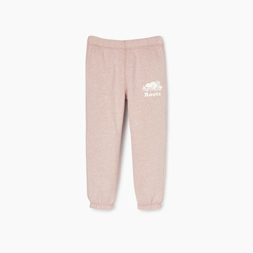 Roots-Kids Categories-Toddler Original Roots Sweatpant-Deauville Mauve Mix-A