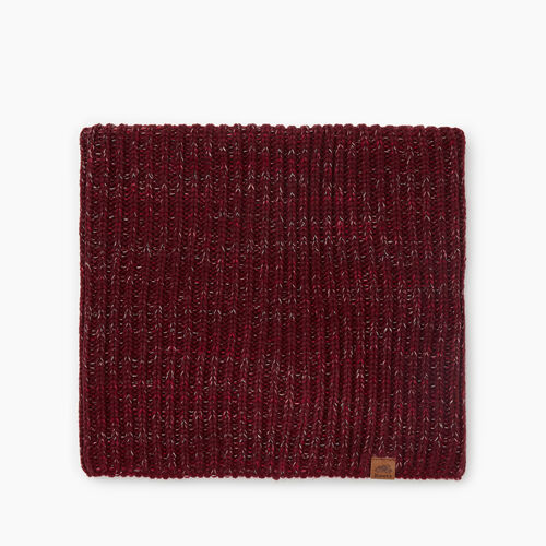 Roots-Gifts Accessory Sets-Canmore Snood-Mulberry Mix-A