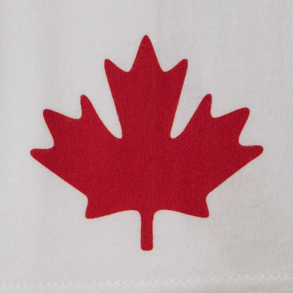 Roots-New For July Men-Mens Cooper Canada T-shirt-White-E