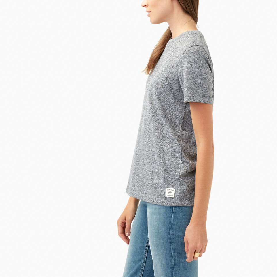 Roots-undefined-Perfect Peppered T-shirt-undefined-C