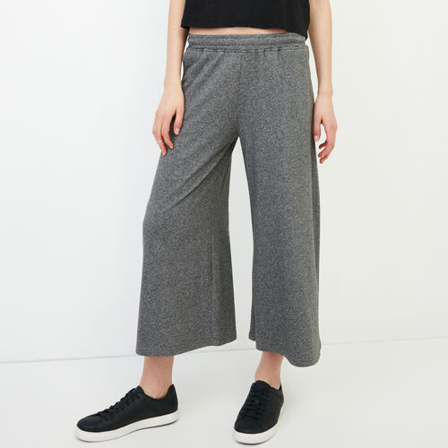 Roots-Women Categories-Summerside Culotte-Salt & Pepper-A