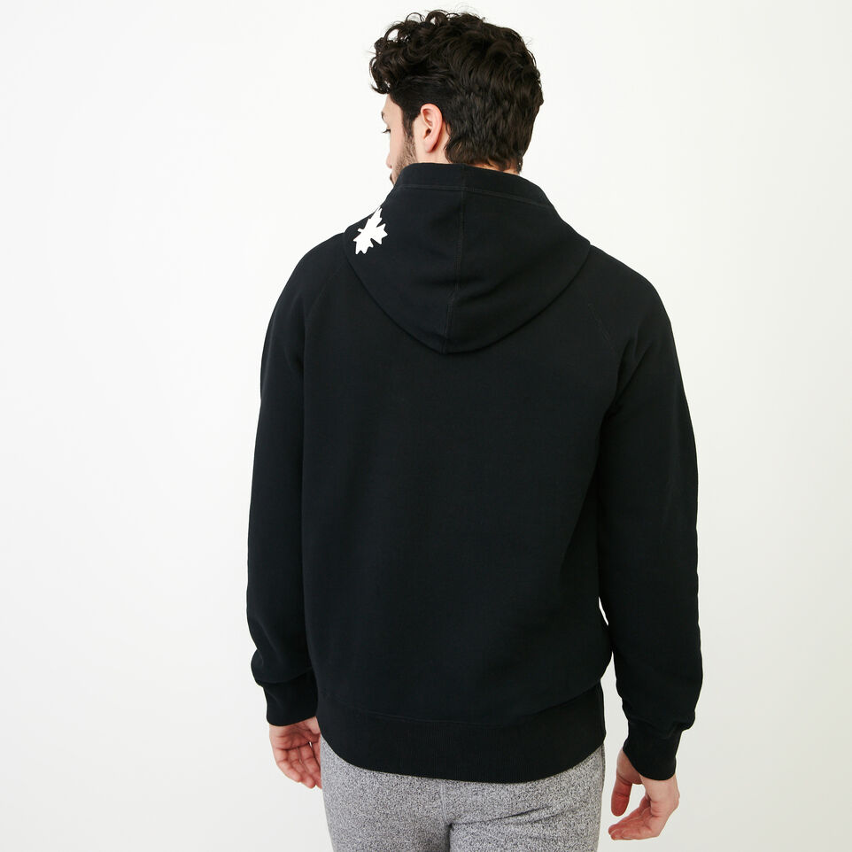Roots-Men Our Favourite New Arrivals-Original Kanga Hoody-Black-D