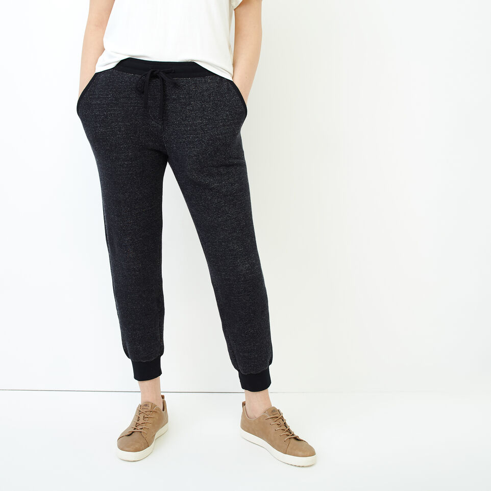 Roots-undefined-Cozy Fleece Slim Sweatpant-undefined-A