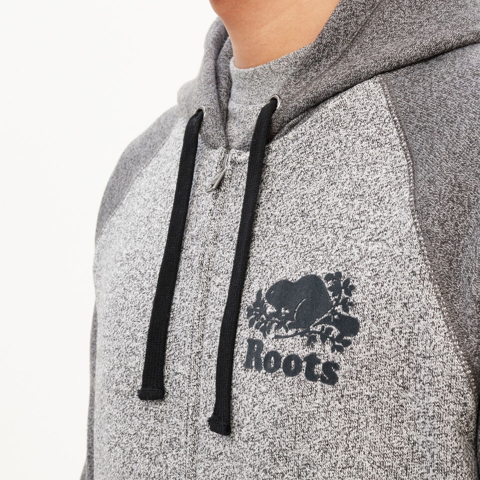 Roots-undefined-Original Contrast Zip Hoody-undefined-E