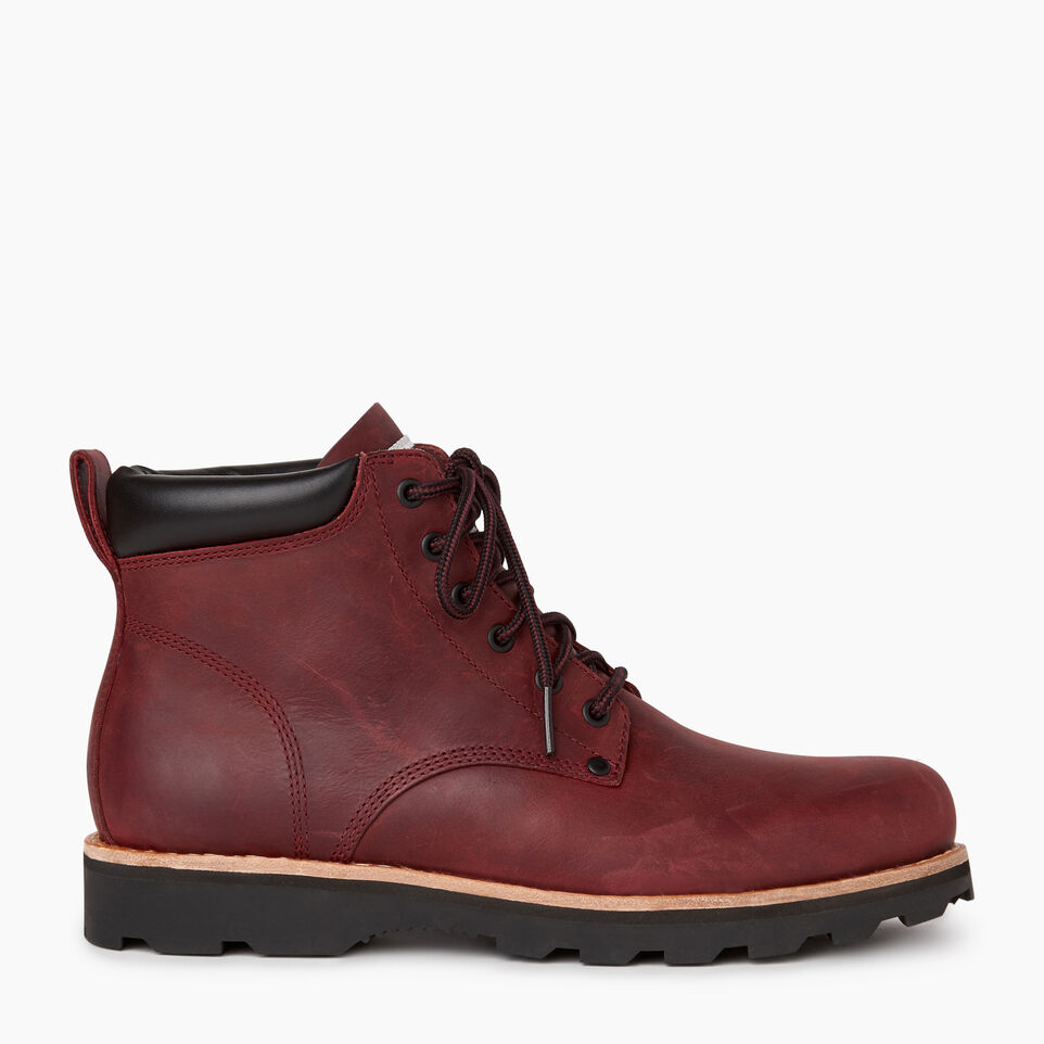 Roots-Women Clothing-Womens Tuff Boot-Red Sea-A