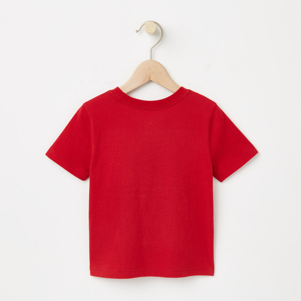 Roots-undefined-Toddler Blazon Maple T-shirt-undefined-B